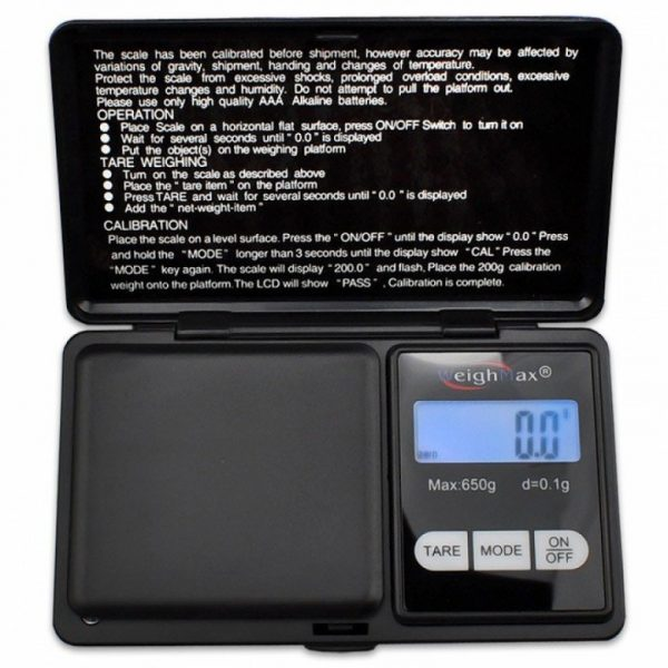 420 Store Weigh Max digital scale 02